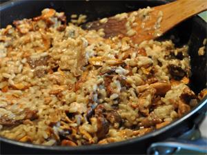 Ferdig risotto