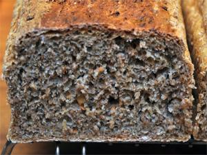 Gulroten gjør brødet saftig