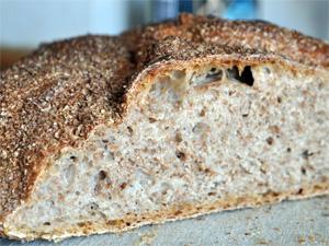 Brødet holder på saftigheten i flere dager