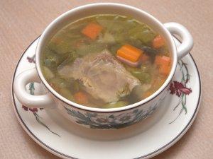 Start med en suppe