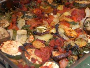 Ferdigstekt etter to timer i ovnen